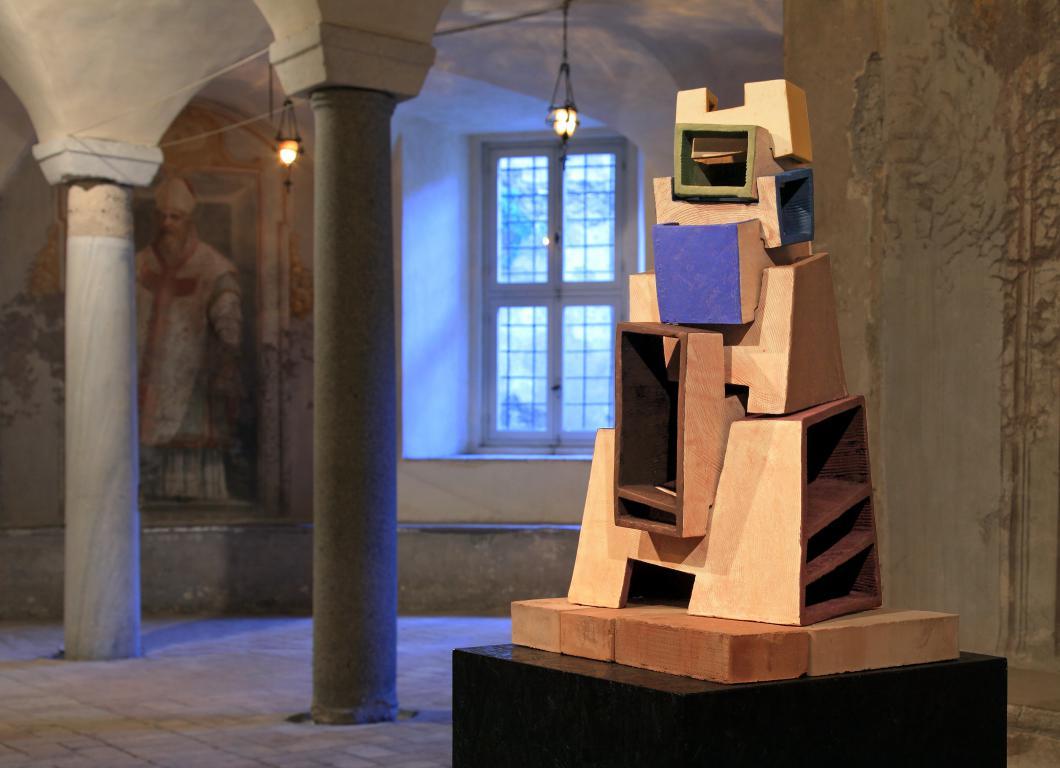 2013 - In Bilico 2 - In Crypta - Basilica di Sant' Alessio - Roma