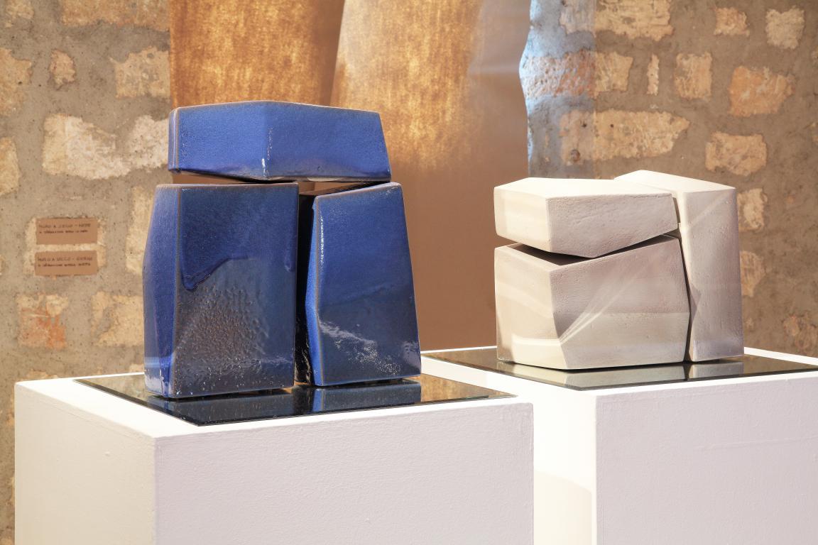 2015 - Muro a Secco - Made in Loco - Museo della Ceramica - Grottaglie