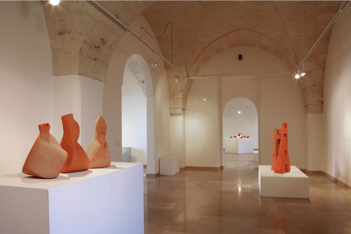 2017 - Cavalieri - Santa Maria della Scala - In Crypta - Museo della Ceramica - Grottaglie (TA)