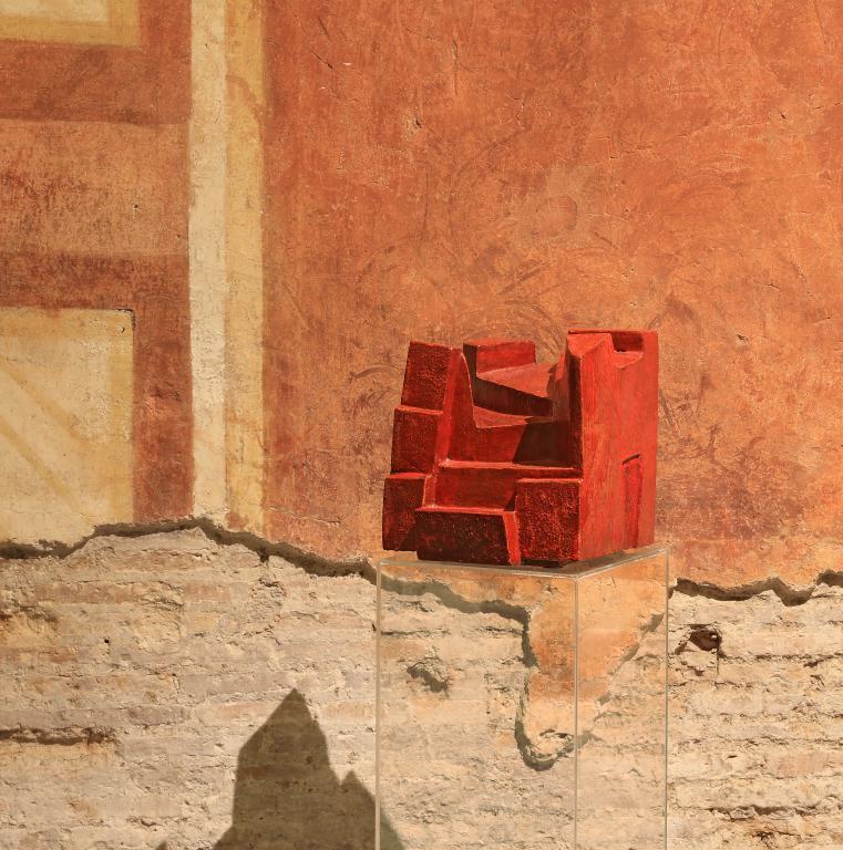 2018 - Casa Rossa - Domestica - Case Romane del Celio - Rome