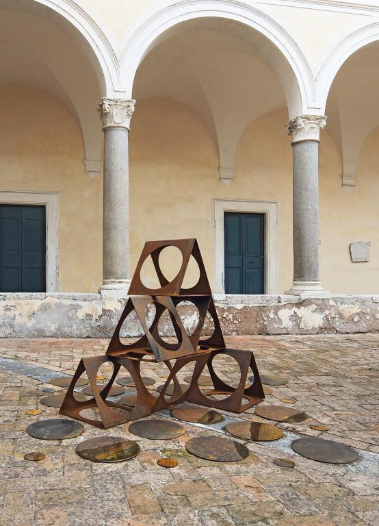 2019 - Piramide Cestia - Claustromania - Istituto Nazionale Studi Romani - Aventino - Rome